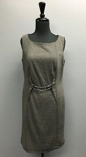 Taylor Charcoal Dress