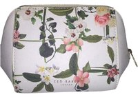 Ted Baker Brand New Ted Baker Makeup bag Secret Trellis Cosmetic Case