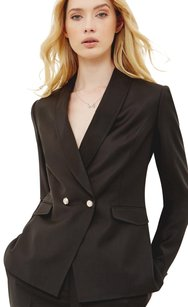 Ted Baker Career Suiting Office Evening black Blazer