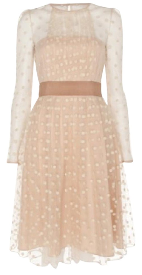 Temperley London polka dot dress Cheap Sale Official 100% Guaranteed Cheap Price Clearance Store Sale Latest Collections mKao3PANI