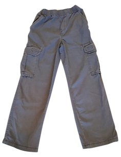 The Children's Place Carpenter Carpenter Pants Gray
