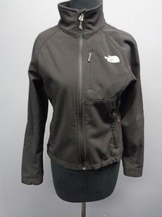 The North Face Full Zip Black Jacket