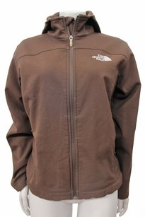 The North Face Hooded brown Jacket