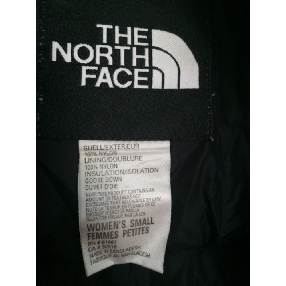 ab7aa0d449bbd uk the north face gray with black rn 61661 vest size 4 s tradesy f46e3 38bbe