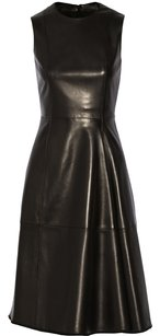 The Row Leather Luxury Couture Couture Dress