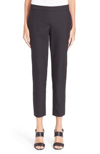 Theory Capris Cotton Blends Cropped Pants