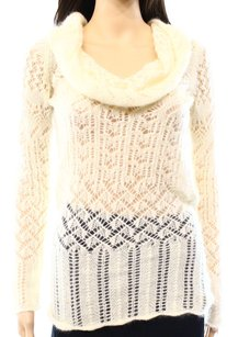 Theory Cowl Neck Long Sleeve Sweater