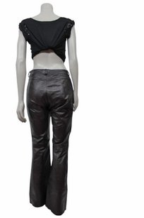 Theory 100 Leather Pants