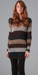 Theory Nimue Open Knit Scoop Sweater