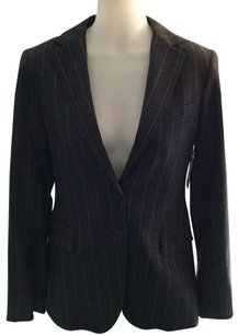 Theory Suit style: Golda; Fabric: Bank