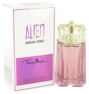 Thierry Mugler Alien Aqua Chic By Thierry Mugler Light Eau De Toilette Spray 2 Oz
