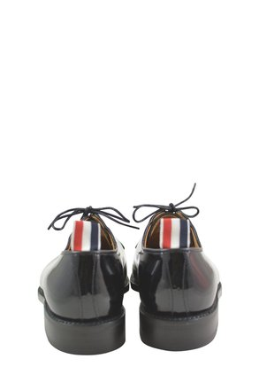 Thom Browne black Flats