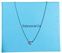 Tiffany & Co. 1-DAY SALE!! Authentic Tiffany Diamond By The Yard Platinum Solitaire .30 Total Carat! WOW! BEAUTIFUL DIAMOND!! INCLUDES APPRAISAL CERTIFICATE!