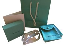 Tiffany & Co. 5. Authentic Tiffany & Co. Gift Bag Shopping Bag, box, pouch & card