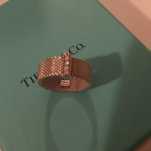 Tiffany & Co. Authentic Tiffany & Co Somerset Diamond Ring