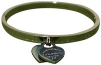 Tiffany & Co. LIKE NEW AUTH TIFFANY & CO. NYC HEART BANGLE (NO BOX)