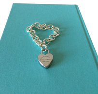 Tiffany & Co. Tiffany &Co Heart padlock