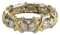 Tiffany & Co. Tiffany Co. Ladys Diamond Cluster Ring Diamonds 1.12 Carat T.w Max065953