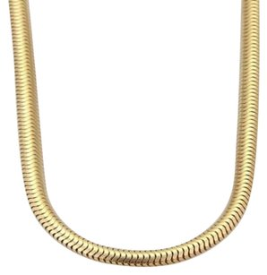 Tiffany & Co. Tiffany Co. Vintage 14k Yellow Gold 5mm Snake Chain Necklace