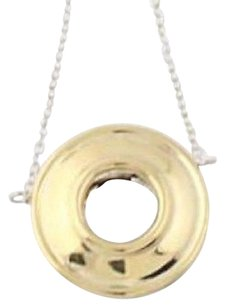Tiffany & Co. Tiffany Co. Magic Disc Necklace 34 - Sterling 18k Gold Paloma Picasso