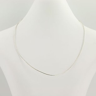 Tiffany & Co. Tiffany Co. Cocoon Chain Necklace 14 - Sterling Silver Designer