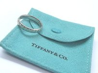 Tiffany & Co. Tiffany Co Platinum Paloma Picasso True Love 24-hour Band Ring