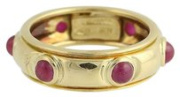 Tiffany & Co. Tiffany Co. Ruby Ring - 18k Yellow Gold July Birthstone Designer 1.50ctw