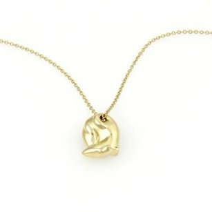 Tiffany & Co. Tiffany Co. Vintage 18k Yellow Gold Pendant Chain