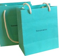 Tiffany & Co. Tiffany gift/shopping bags (2)