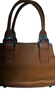 Tignanello Gently Used Satchel in BURNT ORANGE