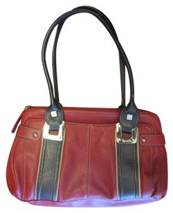 Tignanello Leather Great Colors! Unique Handles Not Leather Shoulder Bag