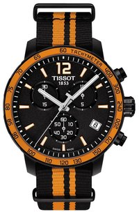 Tissot Tissot Quickster Nylon Chronograph Mens Watch T0954173705700