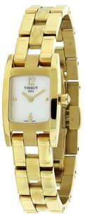 Tissot Tissot T3 Gold-tone Ladies Watch T0421093311700