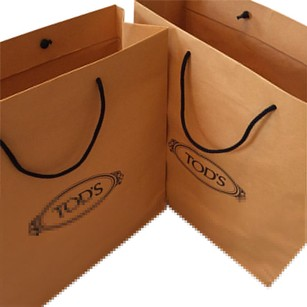 Tod's Paper Bags