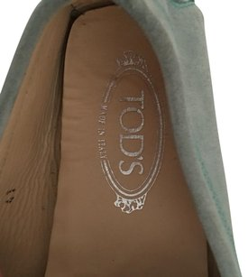 Tod's Tod's Gomini Suede Driving Loafers 41