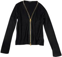 Tom Ford 40 Black Ford Industrial Rbk Sweater