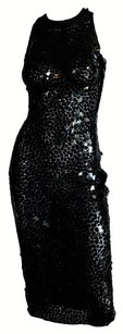Tom Ford Gucci Runway Sequin Dress