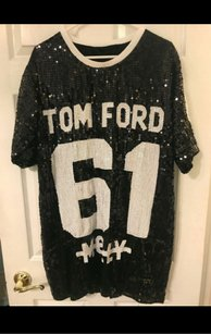 Tom Ford Jay-z Molly 61 Sequin I Rock I Don't Pop Molly Dress