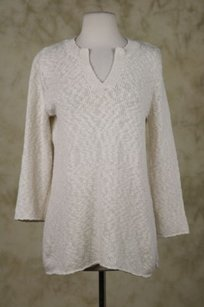 Tommy Bahama Womens V Sweater