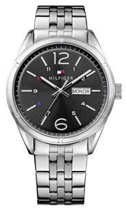 Tommy Hilfiger Tommy Hilfiger Day-and-Date Stainless Steel Men's watch #1791071