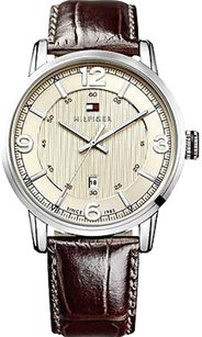 Tommy Hilfiger Tommy Hilfiger Leather Mens Watch 1710343