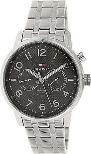 Tommy Hilfiger Tommy Hilfiger Stainless Steel Chronograph Mens Watch 1791086