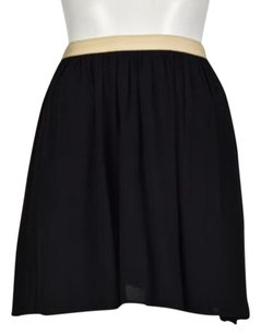 Topshop Top Shop Womens Skirt Black