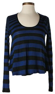 Torn by Ronny Kobo Striped T Shirt
