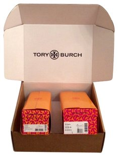 Tory Burch TORY BURCH Shipping Box & 2 Wrapped Shoe Boxes