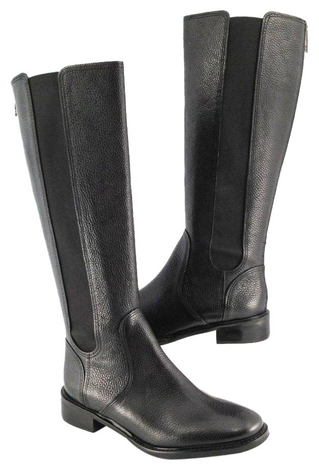 8395649aad61 Gentleman Lady :Tory Burch Black Black Black Boots Booties Size US 7 Regular