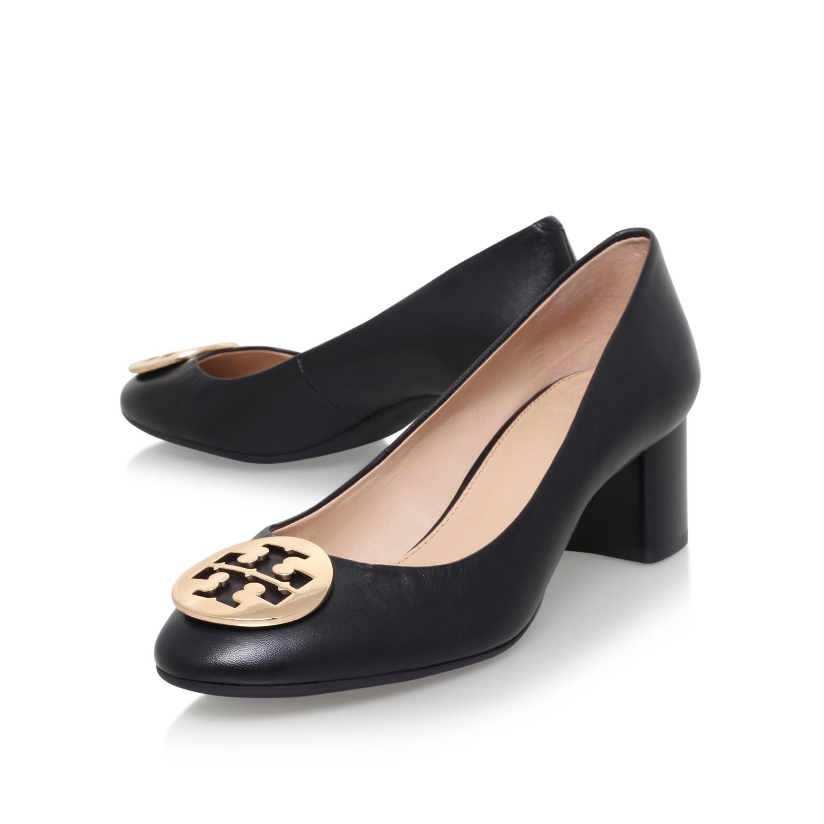 Tory Burch Hope Leather Pumps