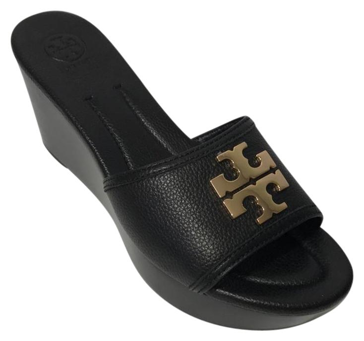Tory Burch Wedge Slide Sandals cheap price wholesale price cheap sale deals free shipping official manchester great sale buy cheap latest RCD5ZK2X