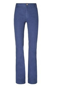 Tory Burch Boot Cut Jeans-Acid