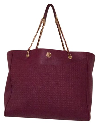 Preload https://item2.tradesy.com/images/tory-burch-bryant-handbag-this-is-versatile-for-everyday-use-yet-very-trendy-wine-quilted-leather-to-21571801-0-1.jpg?width=440&height=440